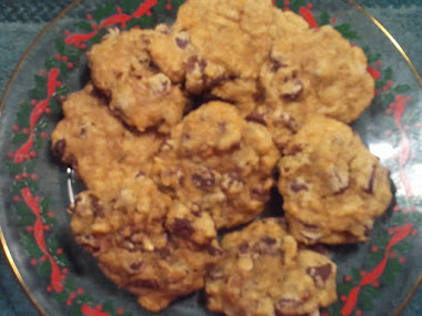 Totally Vegan Chocolate Chip Cookies