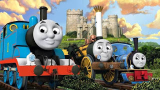 Gambar Kereta Thomas and Friends