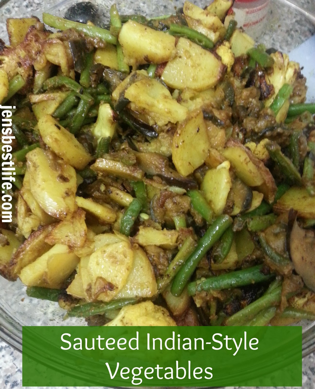 Jens best life easy indian vegetables recipe forumfinder Gallery