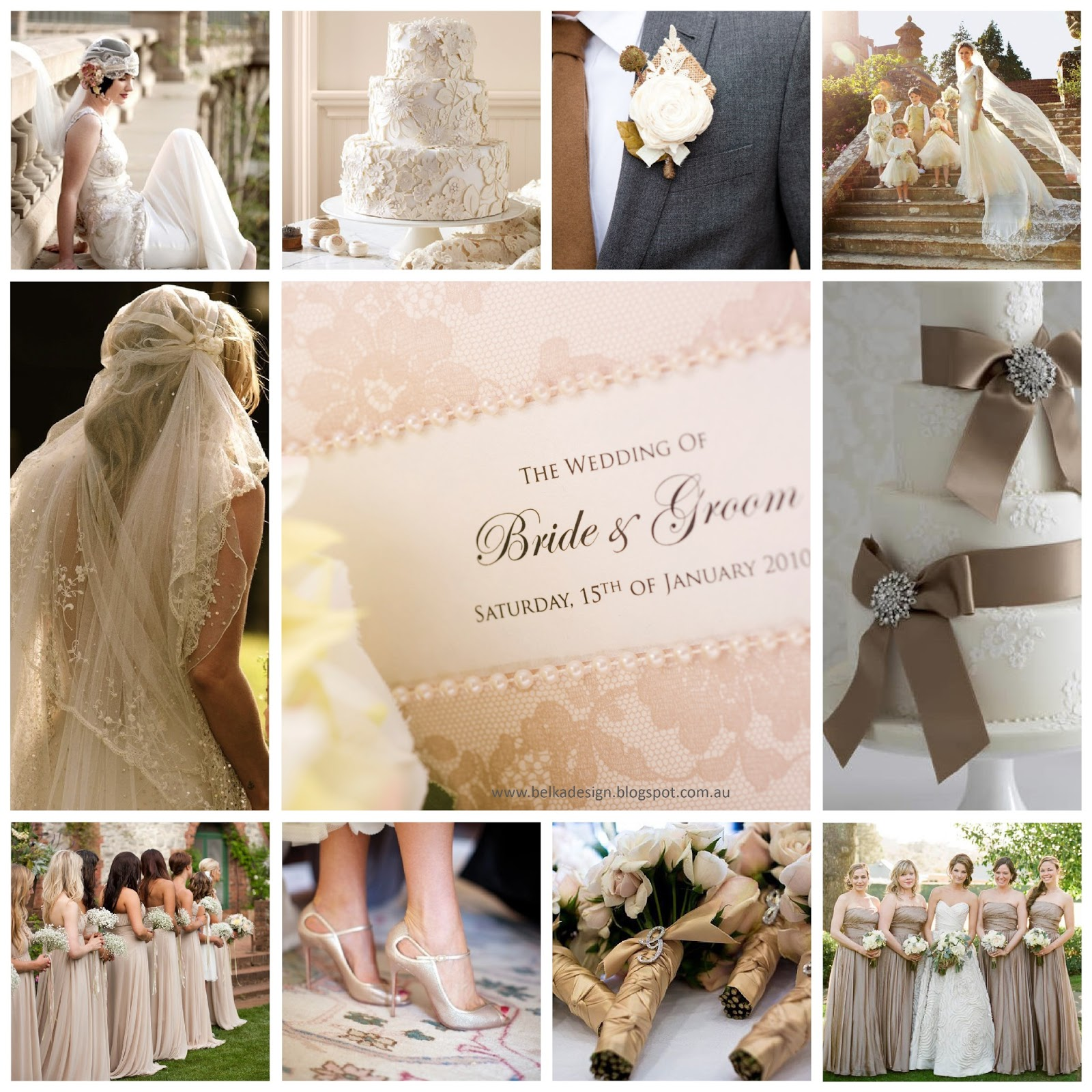Lace And Pearls Wedding Theme Images Decoration Ideas