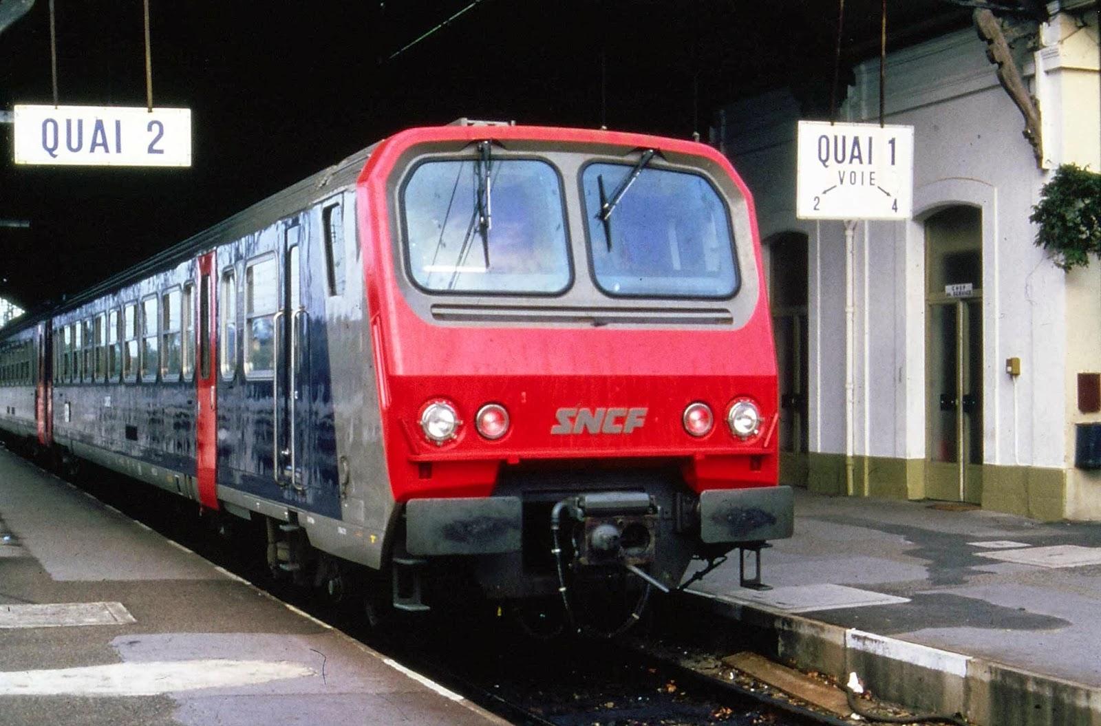Ferrovissime: Les Z 7500, c'était il y a 30 ans