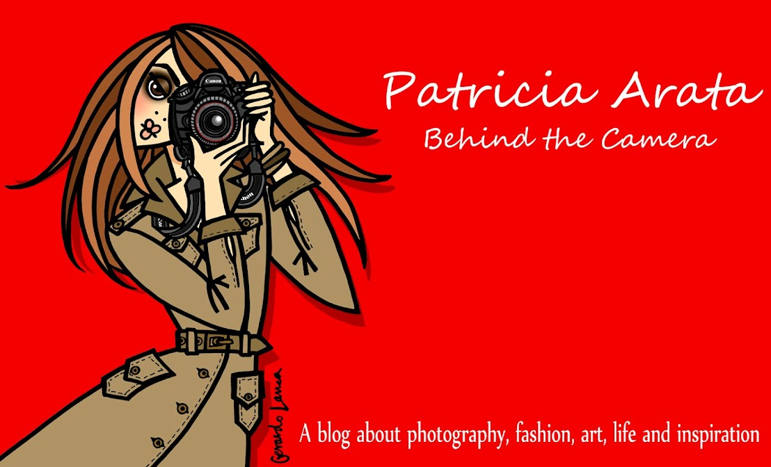 Patricia Arata Behind The Camera