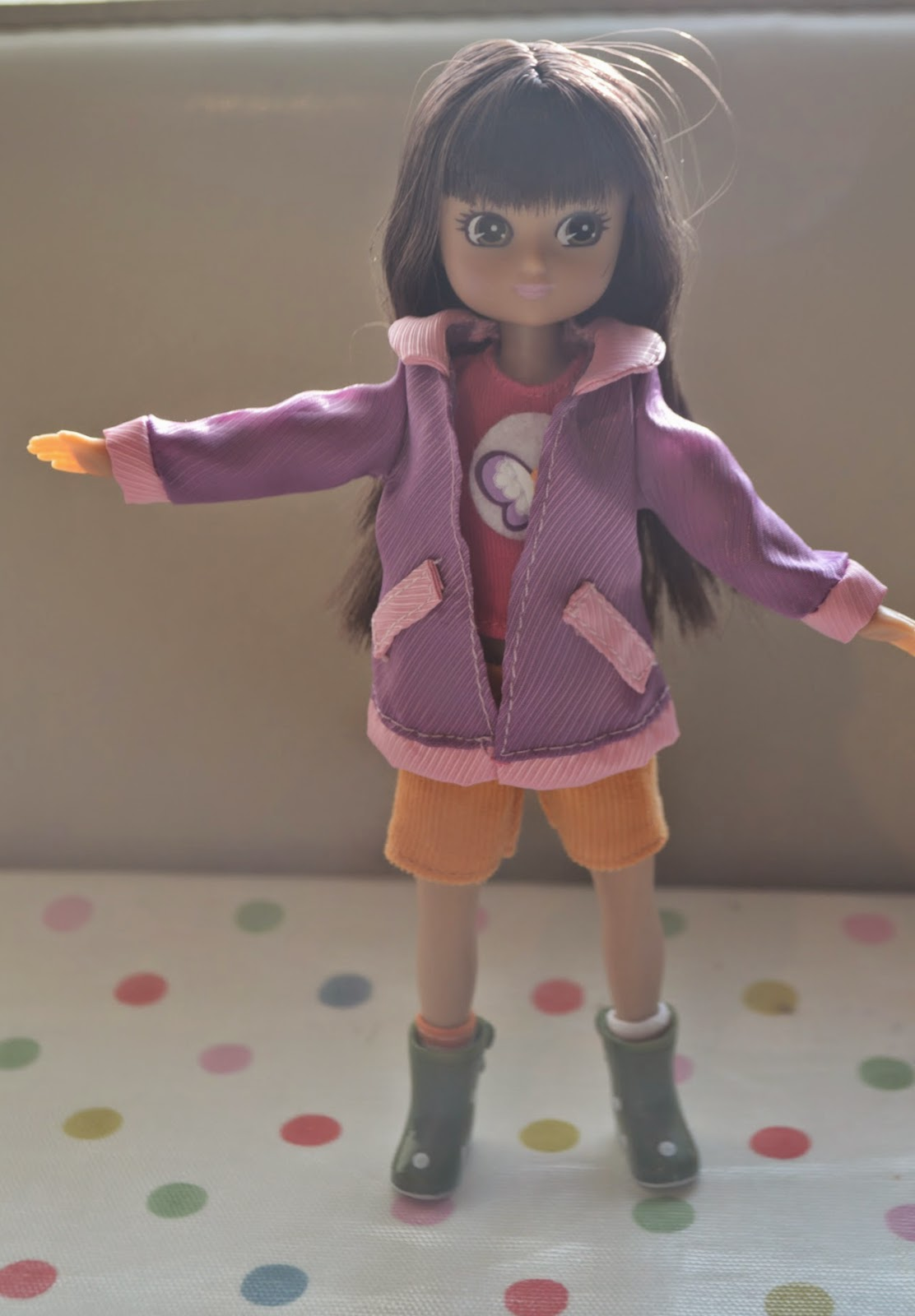 Lottie Doll Butterfly Protector Review and Giveaway