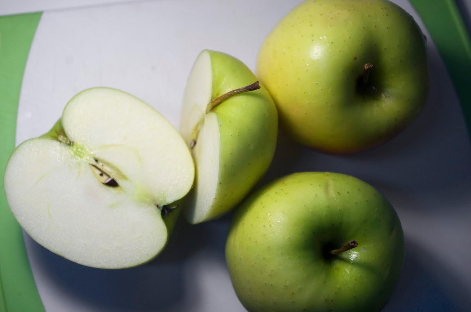 pelamos manzanas