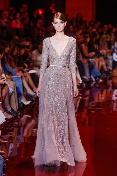 Elie Saab Couture Fall 2013 - 2014 Gece Elbiseleri