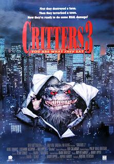 Poster de Critters 3: Se Comen Todo! / Critters 3: La Venganza