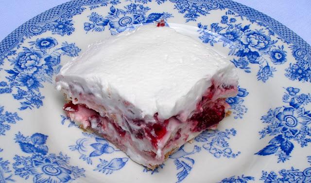 Strawberry Cheesecake Pudding