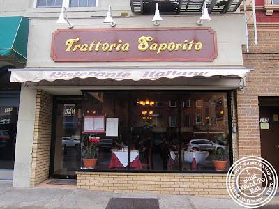 Image of Trattoria Saporito in Hoboken, NJ