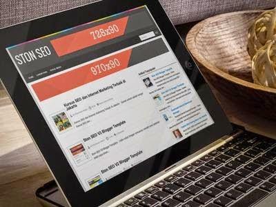 Ston SEO V3 Responsive Blogger Template