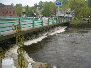 Berwick-Somersworth bridge, 15 May 2006
