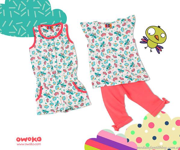 moda para nenas verano 2014