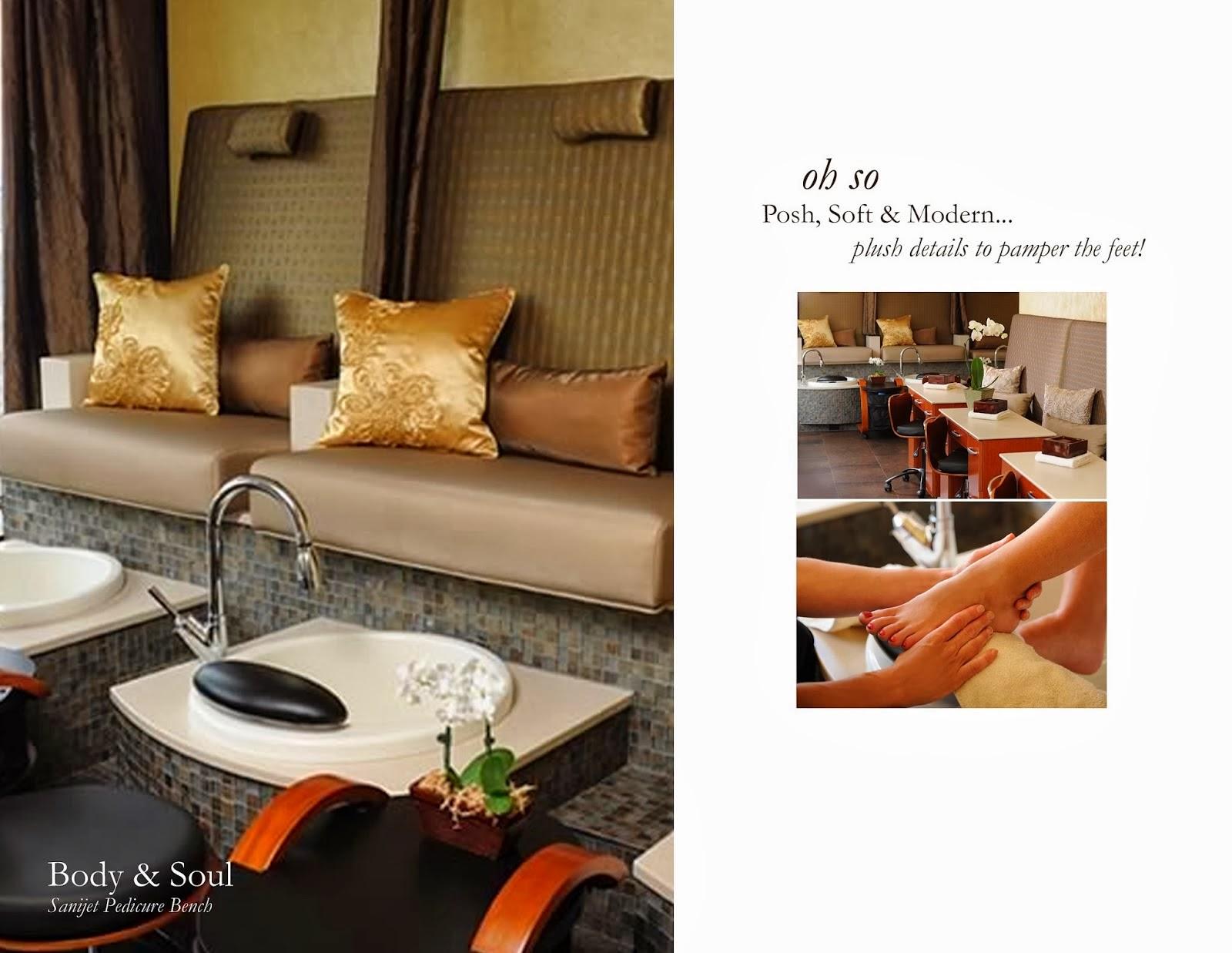 Michele Pelafas Nail Spa & Salon Design