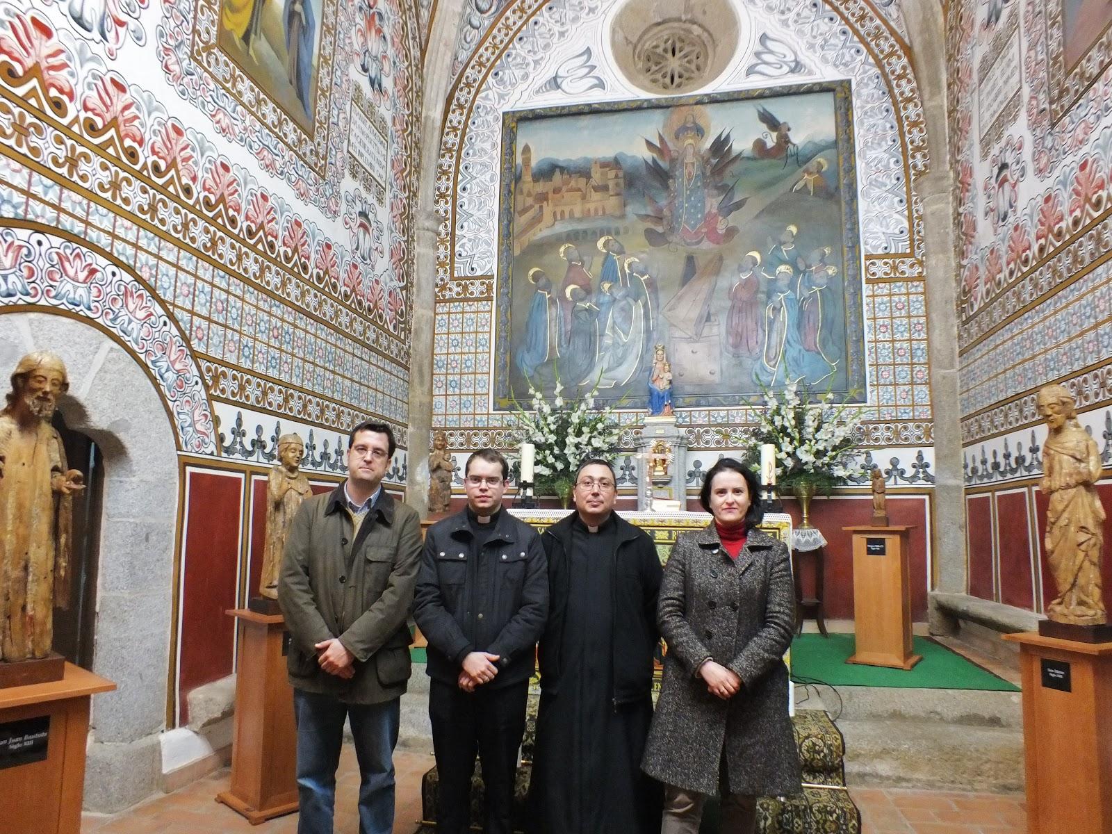 Parroquia san mateo villanueva del duque se reencuentra for Villanueva del duque