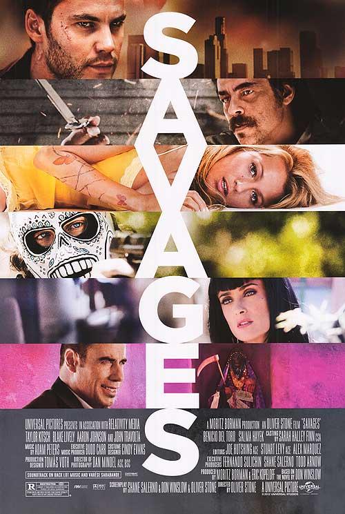 Savages (2012) คนเดือดท้าชนคนเถื่อน [VCD] [Master]-[พากย์ไทย]
