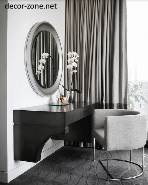 modern dressing table designs for bedroom ideas, mirrors, Bedroom decor