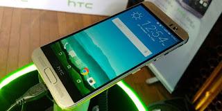Harga dan Spesifikasi HTC One M9+