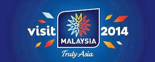 Tahun Melawat Malaysia 2014