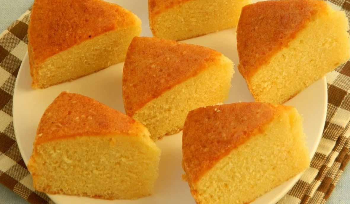 Resep Membuat Sponge Cake Jeruk
