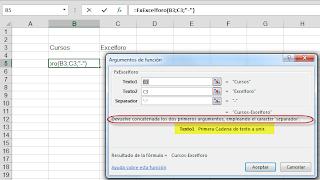 VBA: Cómo añadir descripciones de ayuda a nuestras funciones personalizadas (UDF) en Excel 2010 y +.
