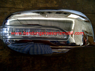 Cover Spion + Lampu Mazda 2