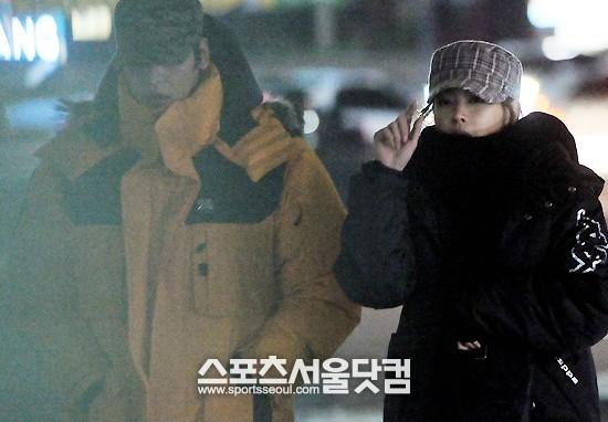 Lee Jang Woo & Oh Yeon Seo Pacaran 6