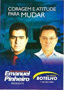 """""""DEPUTADO POR MT EMANUEL PINHEIRO"""