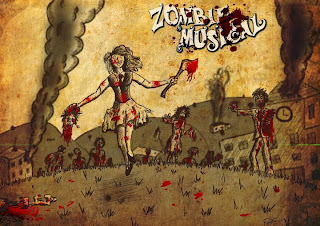 Zombie Musical artwork