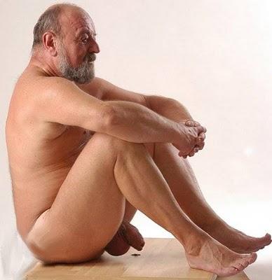 голые пожилые мужики фото