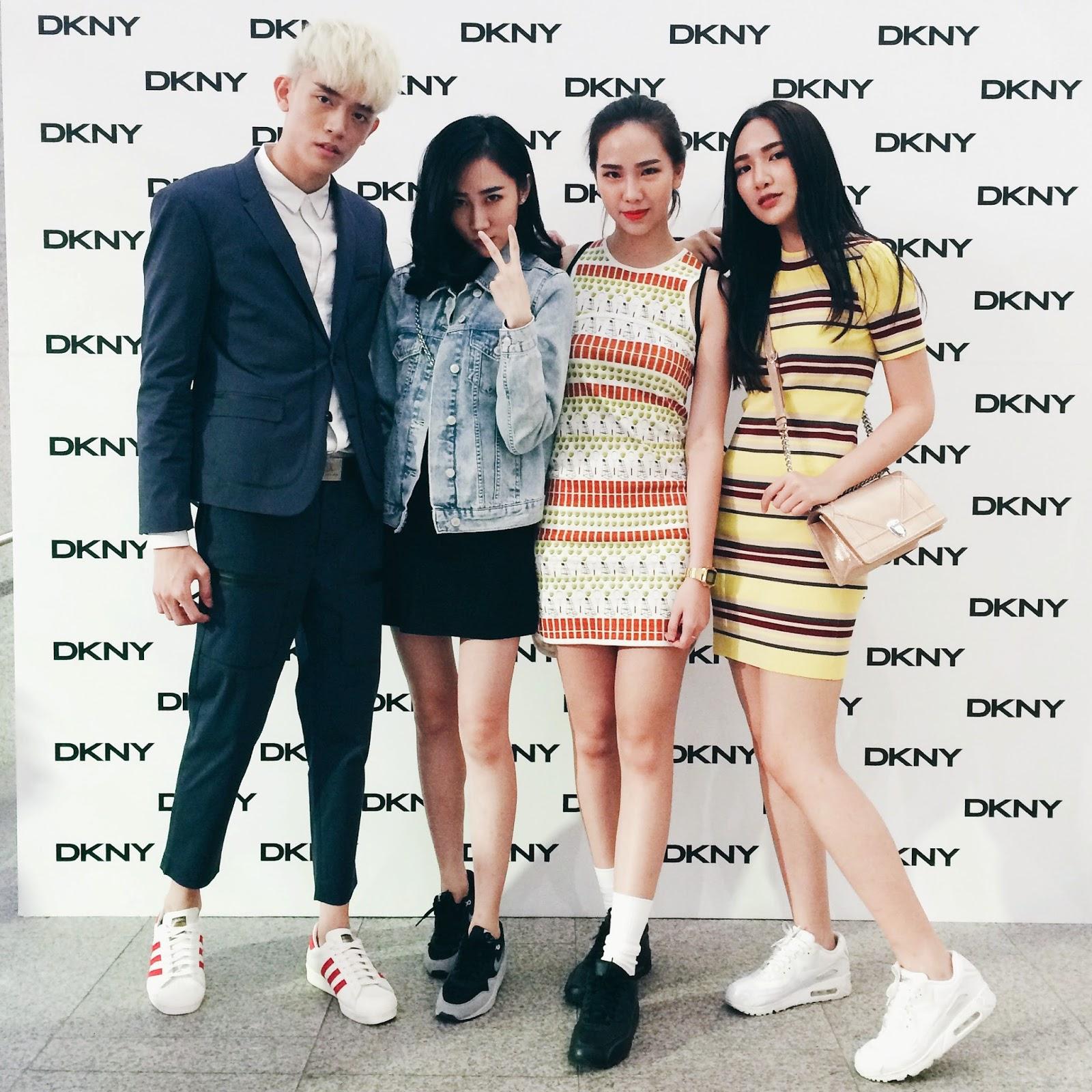 Mr Brian See Dkny Spring Summer 2015 Fashion Show