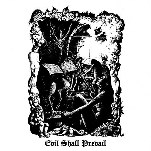 "Black Witchery - ""Evil Shall Prevail"""