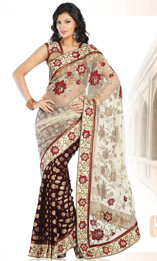 new indian saree latest designer sarees