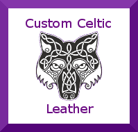 Custom Celtic Leather