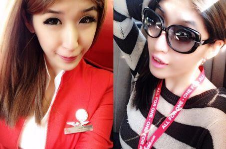 10 Pramugari Air Asia Paling Cantik