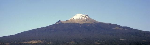 El Volcán la Malinche