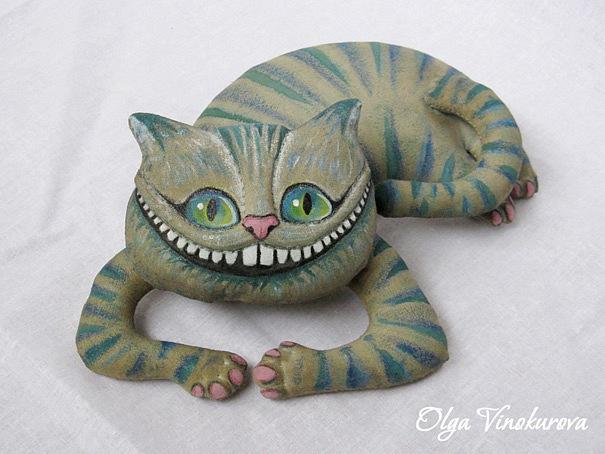 Чеширский кот сшить