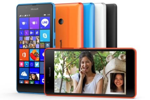 Harga Microsoft Lumia 540 Dual SIM Dengan OS Windows Phone 8.1