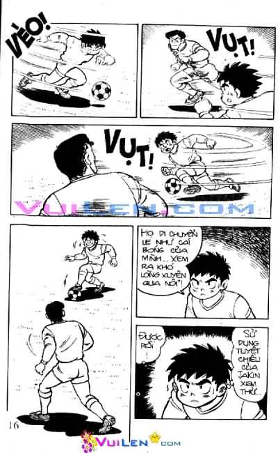 Jindodinho - Đường Dẫn Đến Khung Thành III  Tập 15 page 16 Congtruyen24h