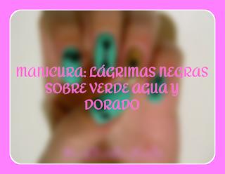 http://pinkturtlenails.blogspot.com.es/2015/11/manicura-lagrimas-negras-sobre-verde.html