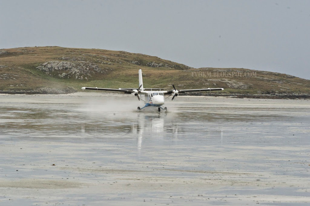 International Barra Airport, Scotland