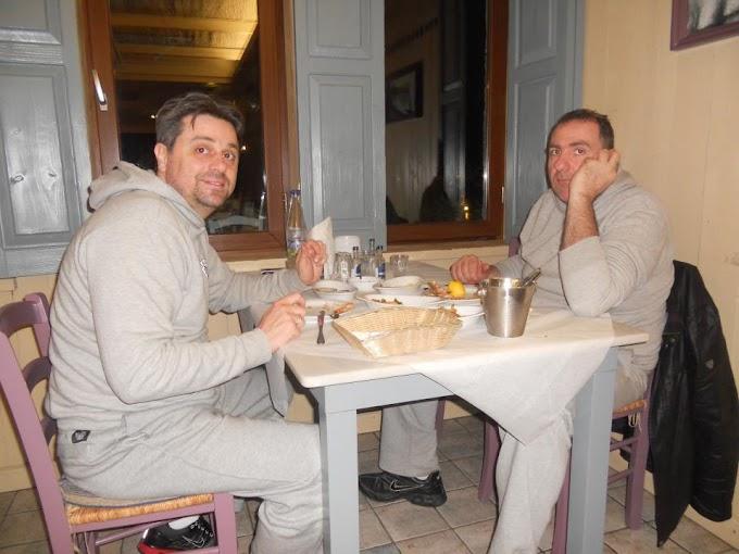 Αποκλειστικό φωτορεπορτάζ από το λόμπι και το εστιατόριο του ξενοδοχείου που κατέλυσαν οι ομάδες του φάιναλ-φορ του κυπέλλου Ελλάδας γυναικών στο Βόλο