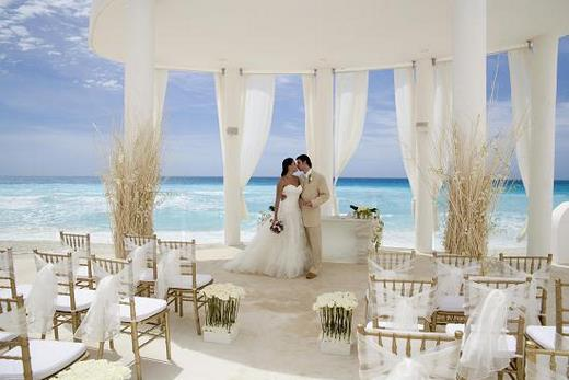 All Inclusive Wedding Packages Flower Candles Decorating