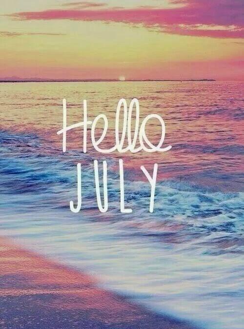 bienvenido julio