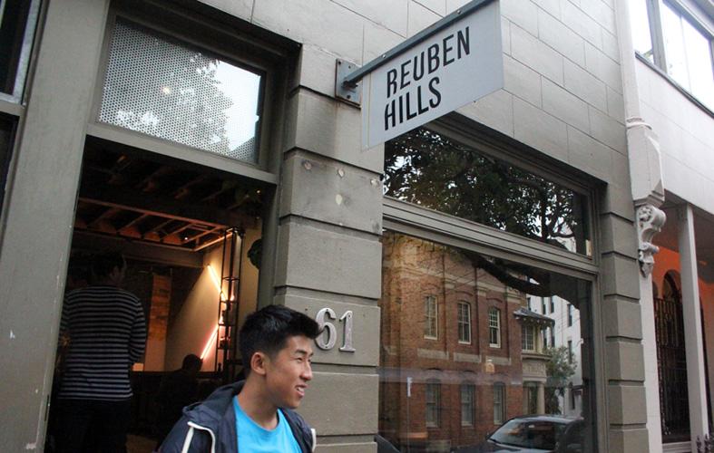 Reuben Hills of Sydney
