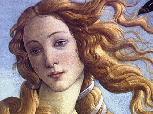 Venus - Afrodita: Diosa del Amor y la belleza