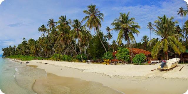 Pulau Palambak Kepulauan Banyak