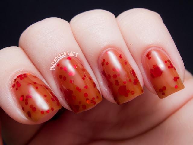 Happy Hands Nail Polish Cherry Cola