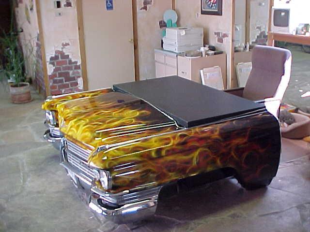 Exhaust Pipe Dreams Car Cut Creations Pt2 Car Desks