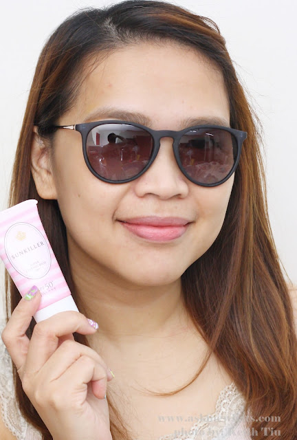 Isehan Sunkiller Super Lasting Base SPF 50 PA++++ review