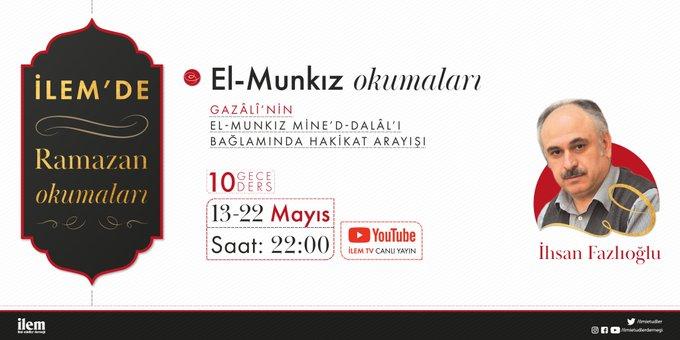 El-Munkız (GAZZÂLÎ) Okumaları