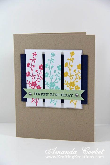 A Floral Birthday